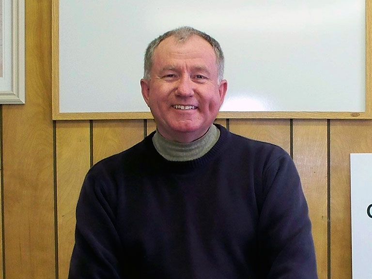Carl Jordan - Sales and Marketing Manager for Redi-Rock of Central Maine